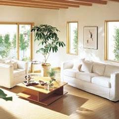 木とアルミの複合窓/エピソードウッド
