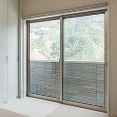 樹脂アングル窓/フレミング J